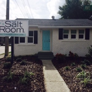 Salt Room Winter Haven Facility